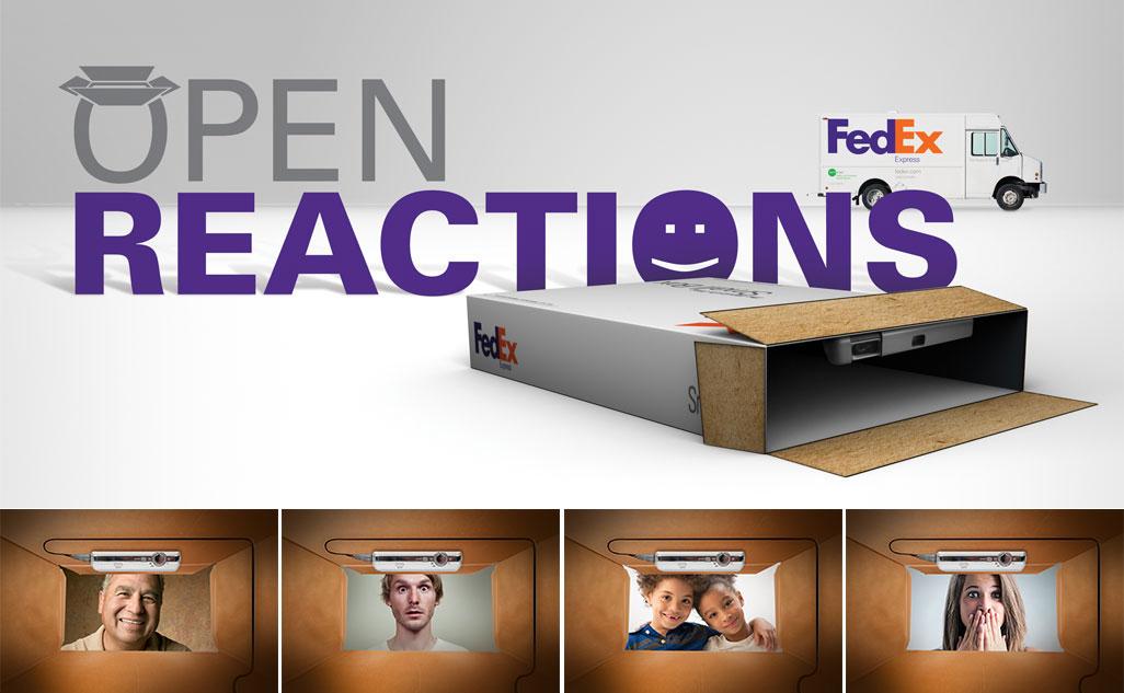 FedEx open reactions