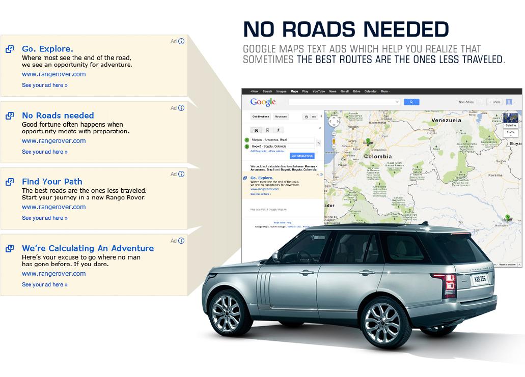 land rover last ad